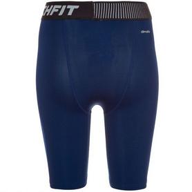 Фото 2 к товару Шорты компрессионные Adidas TF Base ST 9 темно-синие
