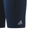 Шорты компрессионные Adidas TF Base ST 9 темно-синие - фото 3