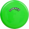 Тарелка летающая фрисби Torneo 25 см зеленая - фото 1