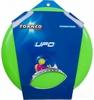 Тарелка летающая фрисби Torneo 25 см зеленая - фото 2