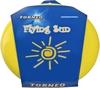 Тарелка летающая фрисби Torneo 23 см желтая - фото 1