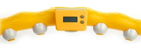 Фото 2 к товару Обруч массажный Torneo Magic Hoop Bio A-101MY желтый