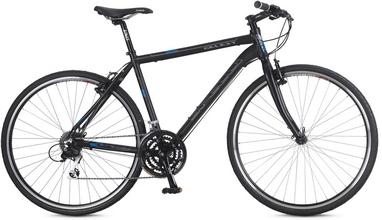 Велосипед шоссейный Spelli Galaxy Hybrid 2016 черный матовый - 20