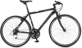 "Велосипед шоссейный Spelli Galaxy Hybrid 28"" 2016 серый матовый, рама - 20"""