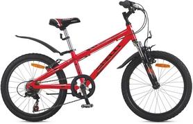 Фото 1 к товару Велосипед детский Spelli Cross 2016 красный - 11