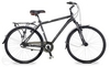 Велосипед городской Spelli Galaxy Nexus 7 2016 серый - 20