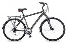 Фото 1 к товару Велосипед городской Spelli Galaxy 2016 серый - 20