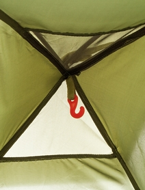 Фото 3 к товару Палатка двухместная Outventure Monodome 2 KE143G4 болотная