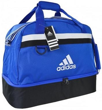 a148fa5553fe Сумка спортивная Adidas Tiro TB BC L S30263 синяя - купить в Киеве ...