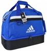 Сумка спортивная Adidas Tiro TB BC L S30263 синяя - фото 1