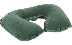 Фото 1 к товару Подушка дорожная Nordway Air Pillow 46x28 см зеленая N67006