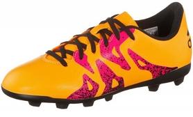 Бутсы футбольные детские Adidas X 15.4 FxG J S74598