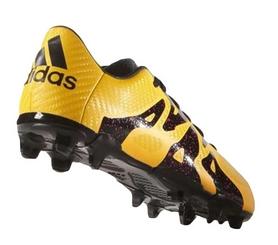 Фото 3 к товару Бутсы футбольные детские Adidas X 15.3 FG/AG J S74637