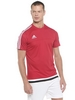 Футболка Adidas Tiro 15 TRG JS M64061 красная - фото 2