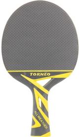 Ракетка для настольного тенниса Torneo Master TI-BPL1034 желтая - уцененная*