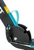 Самокат Roces Scooter Folding черно-голубой - фото 6