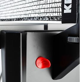 Фото 8 к товару Cтол теннисный складной всепогодный Kettler Outdoor 4