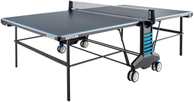 Фото 1 к товару Cтол теннисный складной всепогодный Kettler Sketch & Pong Outdoor