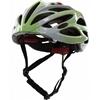 Шлем Roces License Adult Helmet бело-салатовый - фото 1