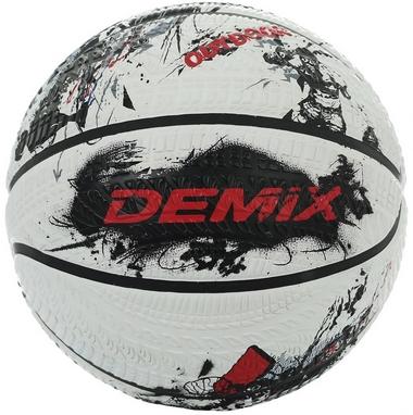 Мяч баскетбольный Demix BR-Street-W1