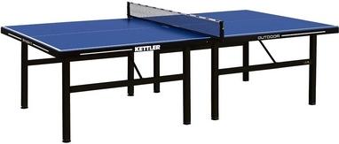 Cтол теннисный складной всепогодный Kettler Smash Outdoor 11