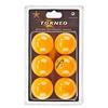 Набор мячей для настольного тенниса Torneo 1-Star TI-BOR200 (6 шт) - фото 1