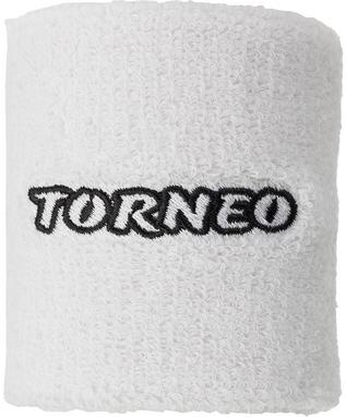 Повязки на кисть (напульсники) Torneo Wristlet TI-HN10000 белые (2 шт)