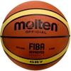 Мяч баскетбольный резиновый Molten BGR7 - фото 1