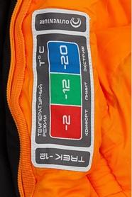 Фото 4 к товару Мешок спальный Outventure Trek -12 L-XL левый (IE204L99L)