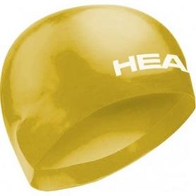 Шапочка для плавания Head 3D Racing L золотая