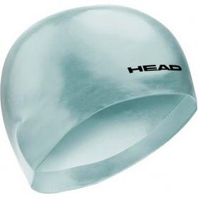 Фото 1 к товару Шапочка для плавания Head 3D Racing L серая