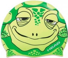 Шапочка для плавания детская Head Meteor Capсалатовая