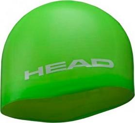 Шапочка для плавания Head Silicone Moulded MID лайм
