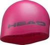 Шапочка для плавания Head Silicone Moulded MID розовая - фото 1
