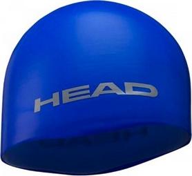 Шапочка для плавания Head Silicone Moulded MID темно-синяя