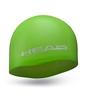 Шапочка для плавания Head Silicone Moulded зеленая - фото 1