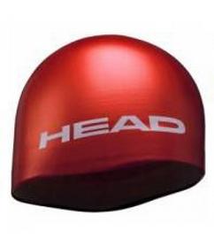 Шапочка для плавания Head Silicone Moulded красная