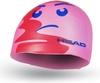 Шапочка для плавания детская Head Silicone Sketch Fish розовая - фото 1