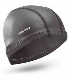 Шапочка для плавания Head Lycra черная