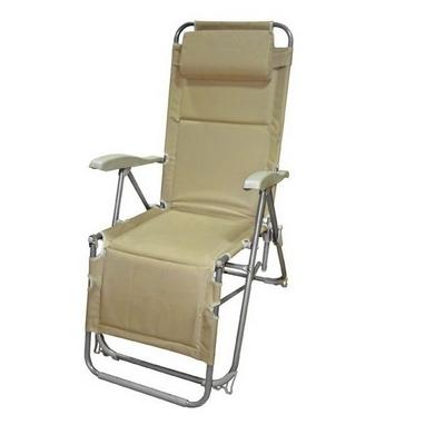 Кресло туристическое складное ТЕ-09 SD бежевое