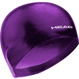 Шапочка для плавания Head 3D Racing L фиолетовая
