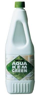 Жидкость для биотуалетов Thetford Aqua Kem Green 1,5 л