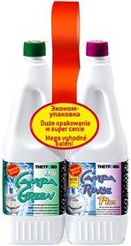 Жидкость для биотуалетов Thetford Duopack CG/CRP 1,5 л