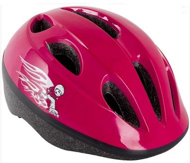 Шлем спортивный детский Reaction RHK34-P розовый
