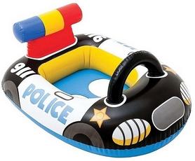 "Плотик детский ""Полиция"" Intex 59586 (73х58 см) 59586-2"