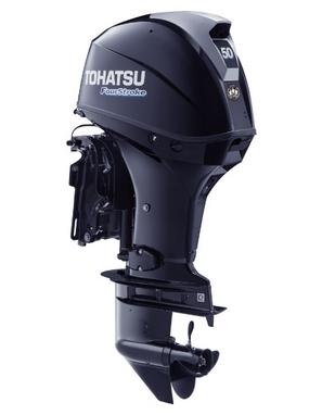 Мотор лодочный четырехтактный Tohatsu MFS50A ETL