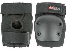 Защита для катания (налокотники) Reaction AGREPR-99 Elbow pads черные