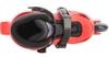 Коньки роликовые + шлем и защита Reaction красный/черный - фото 5