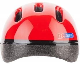 Фото 7 к товару Коньки роликовые + шлем и защита Reaction красный/черный