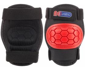 Фото 8 к товару Коньки роликовые + шлем и защита Reaction красный/черный